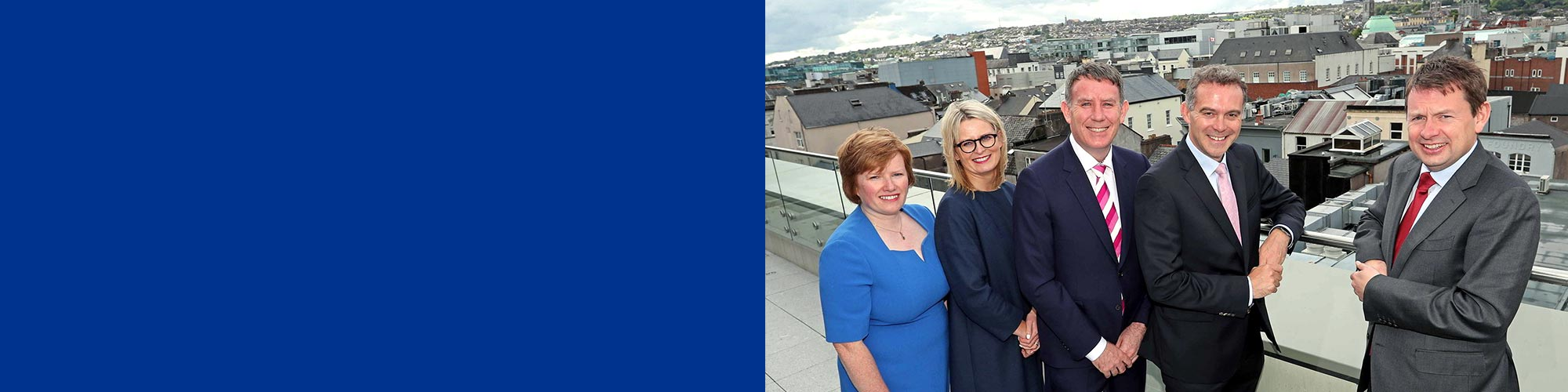 At KPMG, we're proud to be part of the success story of this great city.