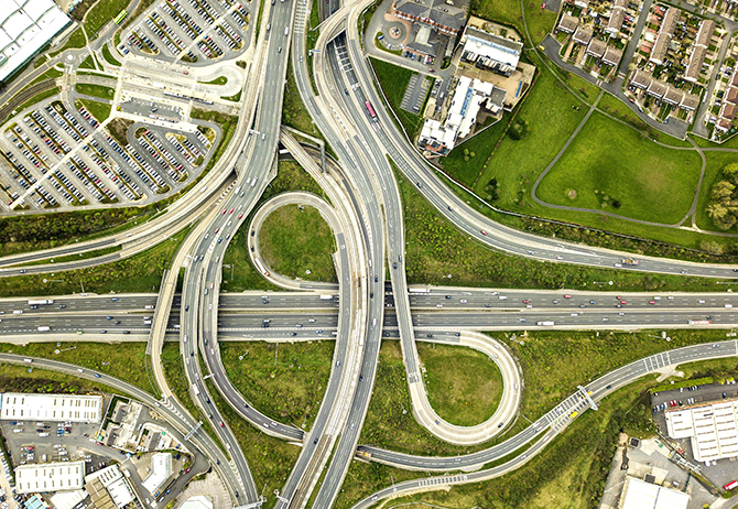 Infrastructure & Government - working together on projects key to Ireland's long-term economic health.