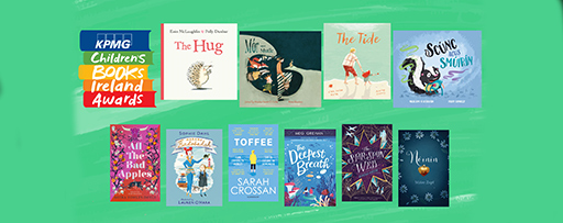 KPMG Children's Books Ireland Awards 2020 shortlist announced