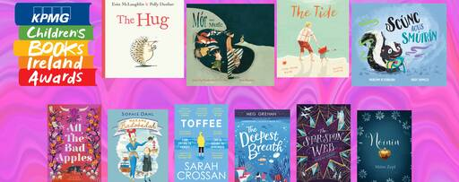 KPMG Children's Books Ireland Awards 2020 Winners