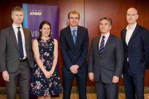 KPMG in the Isle of Man, Tax Team at the Tax Spring Update - March 2019