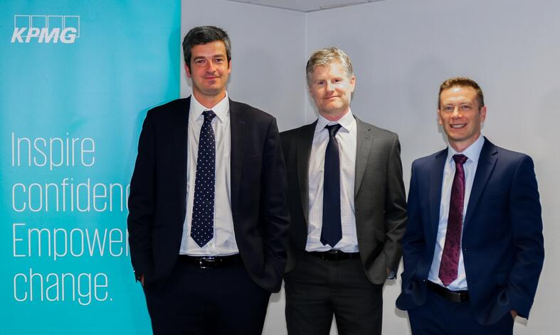 New partners at KPMG in the Isle of Man