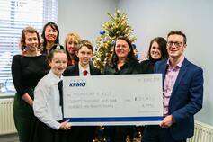 KPMG and Monitors 4 Kids
