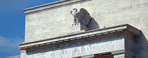 Federal reserve building Washington DC
