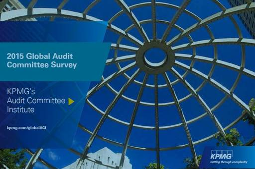 2015 GLOBAL AUDIT COMMITTEE SURVEY
