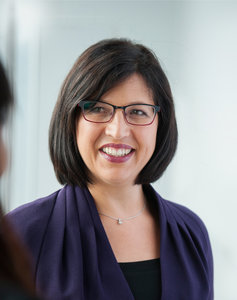 Sanel Tomlinson, KPMG's global IFRS income taxes leader