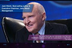 Jack Welch, CEO General Electric (GE)
