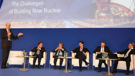 The Challenges of Building New Nuclear Roundtable Discussion