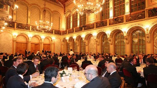 Gala Dinner at the Palais Ferstel