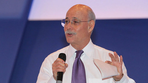 Jeremy Rifkin, KPMG Global Power Utilities Conference 2012