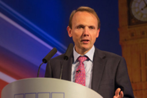 The opening keynote speaker of Day 2 was Alistair Phillips-Davies, Chief Executive, SSE plc.
