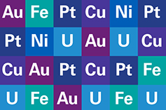 Commodity bulletin board - Chemical elements chart