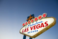 KPMG IFRS US GAAP comparison publication image: 'Welcome to Las Vegas' sign