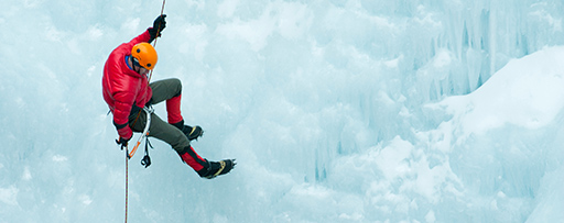 rappelling-down-ice-wall