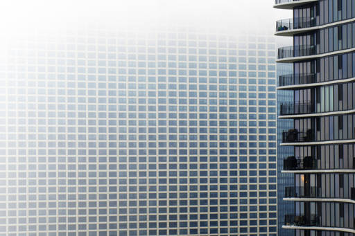 KPMG's Global IFRS Institute | Basel Committee on Banking Supervision article image | Modern building in the mist