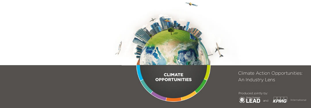 SDG climate opportunities