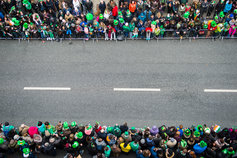 st patricks parade