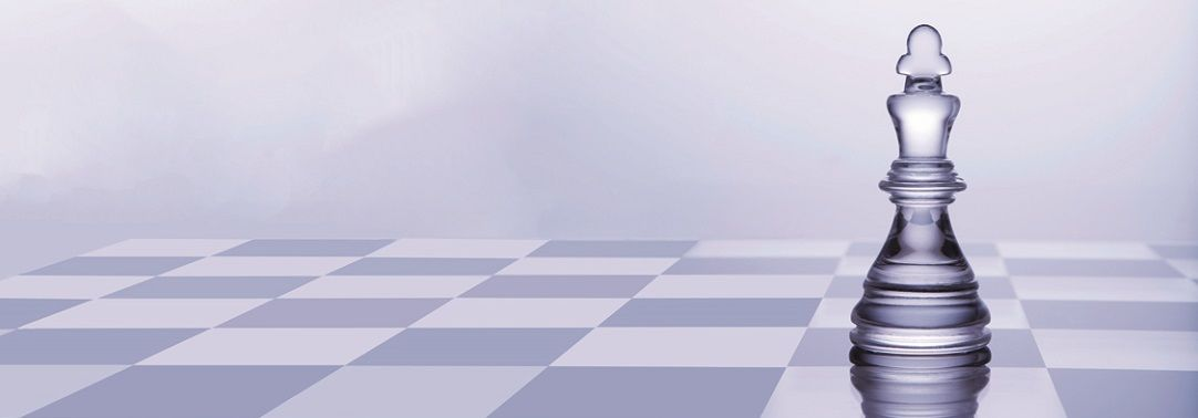 KPMG's Global IFRS Institute | New leases standard IFRS 16 | Transparent chess piece on a board
