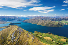 Mount Aspiring New Zealand