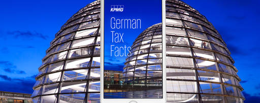 Neue App German Tax Facts