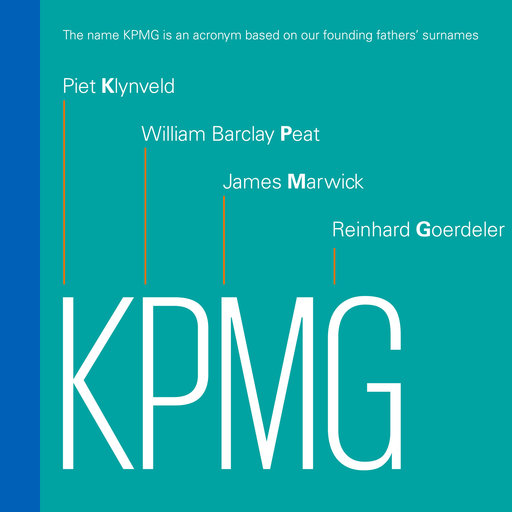 KPMG is short for