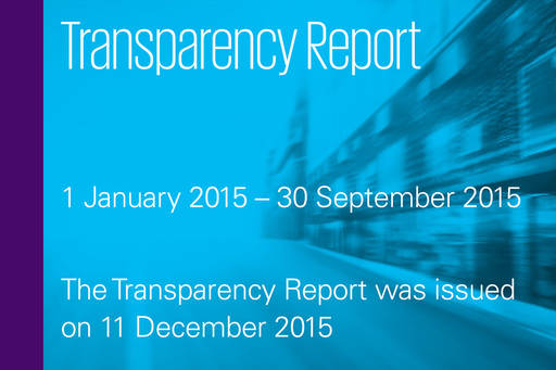 KPMG Denmark Transparency Report 2015