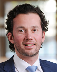 Anthony Van de Ven, Advisory Partner, KPMG in Belgium