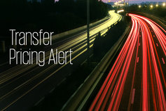 Transfer Pricing Alerts
