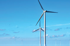 energy transition subscription - photo of wind turbines