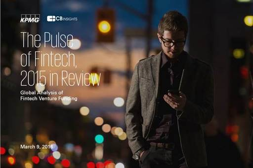 The Pulse of Fintech, 2015 in review