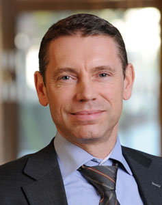 Herwig Carmans, Partner Audit, KPMG in Belgium