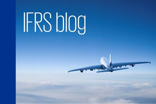 KPMG's Global IFRS Institute | IFRS blog | Leases -- How ready are you? | Image: airborne passesnger jet