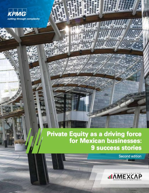 Private Equity as a driving force for Mexican businesses