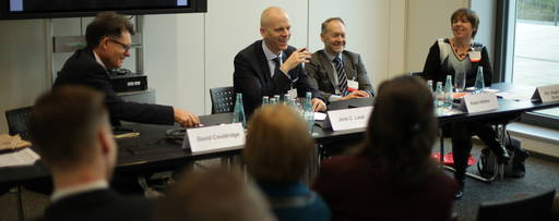 Value of audit Frankfurt roundtable,ICGN Value of Audit Frankfurt 2016