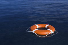 KPMG Global IFRS Institute | IFRS 9 for corporates | Image: Life ring in the water