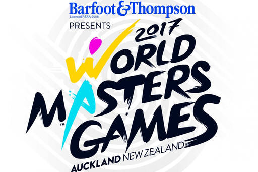 World Masters Games 2017 logo