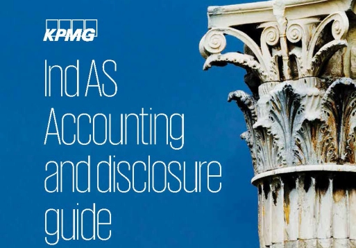 Ind AS Accounting and Disclosure Guide - KPMG | IN