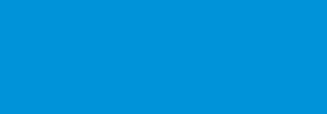 light blue block of color