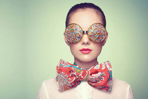 woman-wearing-jewelled-glasses