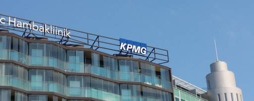 KPMG oofice in Tallinn