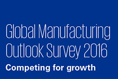 Global industrial manufacturing outlook 2016 infographic