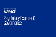 KPMG Regulatory Explorer & Governance for AEOI