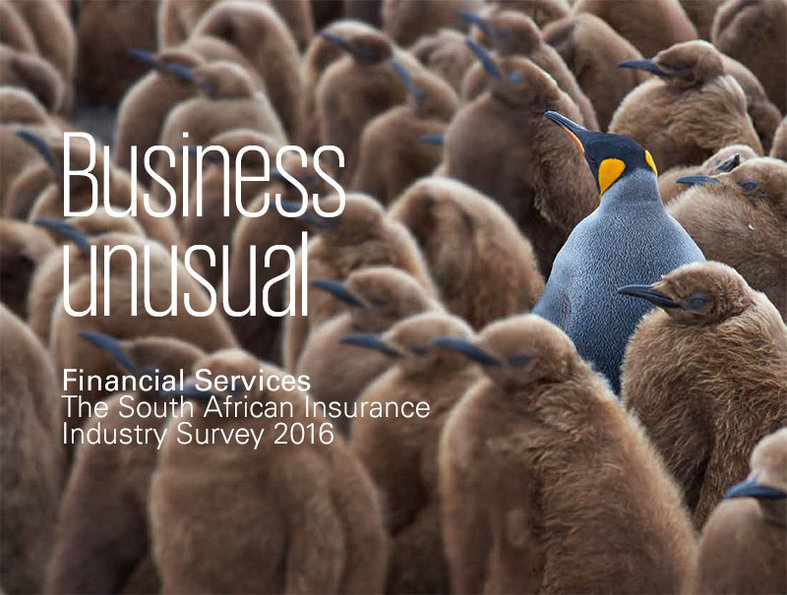 South African Insurance Survey 2016