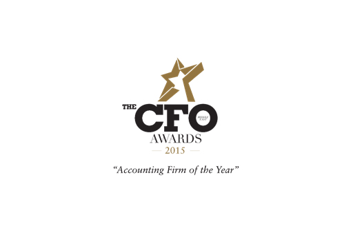 accounting firm of the year award - middle east