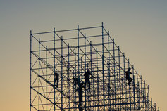 M&A Matters - MLI impact on cross-border treaties - people on scaffolding construction