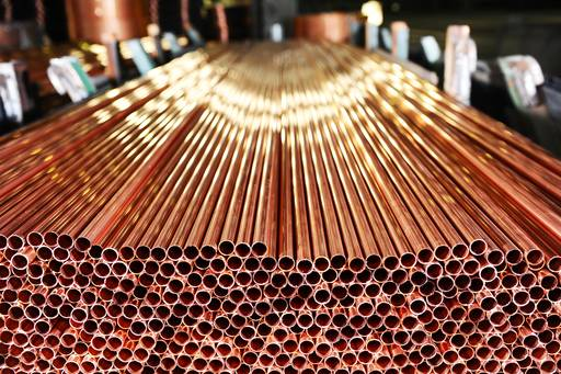 Metals mining outlook 2016 copper pipes