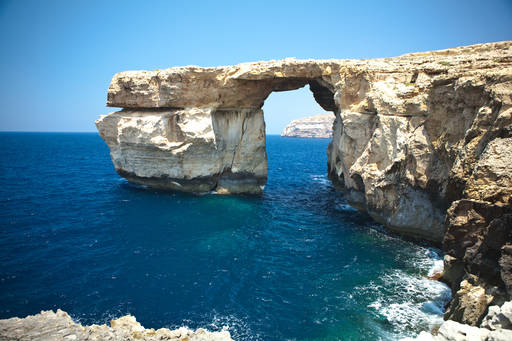 Azure Window in daylight