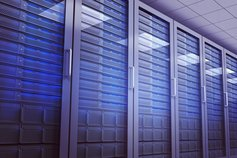 blue big data servers