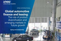 KPMG report on Global Automotive Finance and Leasing: The Role of Product Diversification and Emerging Markets