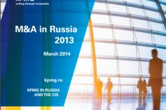 KPMG presents M&A survey 2013